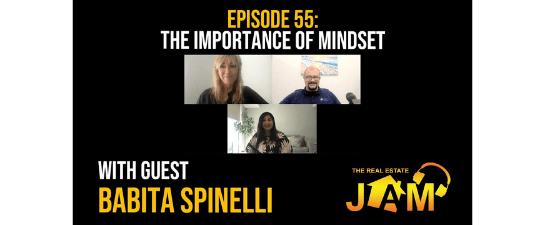 Episode 55: The importance of Mindset w/ Babita Spinelli
